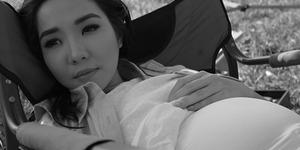 Foto USG Bayi Perempuan Gisel