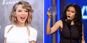 Goyang Twerking Taylor Swift-Nicki Minaj, Seksi Mana?