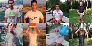 Ice Bucket Challenge MotoGP