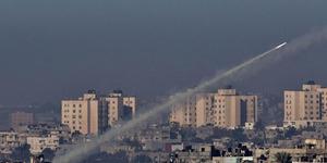 IDF Klaim Hamas Tembakan 50 Roket ke Israel