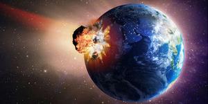16 Maret 2880 Asteroid Raksasa Tabrak Bumi, Kiamat?
