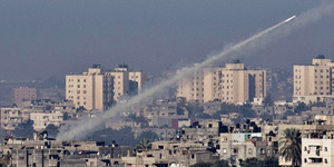 10 Roket Hamas Hantam Israel Dalam 30 Menit