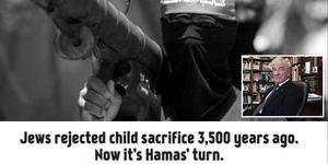 Muncul Iklan Hamas Pembunuh Anak-anak
