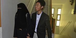 Muhammad Husein, Relawan Indonesia Nikahi Gadis Gaza