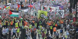 Muslim dan Yahudi Inggris ingin 'Ekspor Perdamaian' ke Timur Tengah