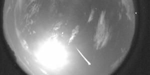 NASA Berhasil Rekam Momen Pertama Ledakan Hujan Meteor Perseid