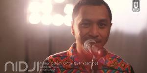 Nidji Rilis Video Klip Soundtrack Yasmine, Menang Demi Cinta