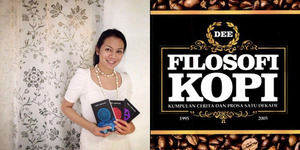 Novel 'Filosofi Kopi' Dewi Lestari Dibuat Film