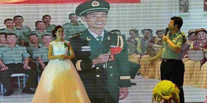 Pasangan China ini Langsungkan Pernikahan Via Satelit