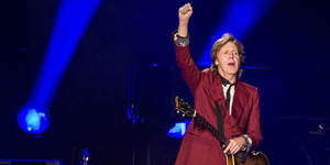 Paul McCartney Pamer Foto Eksklusif Konser Terakhir The Beatles
