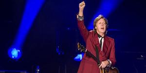 Paul McCartney Pamer Foto Eksklusif Konser Terakhir The Beatles