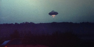 Penampakan UFO Hebohkan Warga Jayapura
