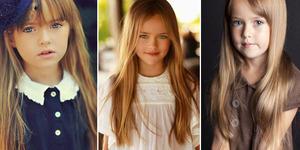 Pesona Kristina Pimenova, Gadis Cilik Secantik Malaikat dari Rusia