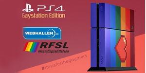 PlayStation 4 Edisi Gay Terjual Rp 48 Juta