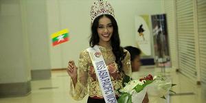 Ratu Kecantikan Myanmar Bawa Kabur Mahkota Untuk Biayai Operasi Payudara