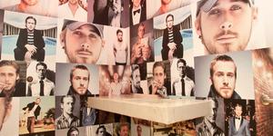 Restoran ini Pajang Ryan Gosling di Toiletnya