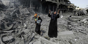 Serangan Israel Bunuh Anak dan Istri Petinggi Hamas