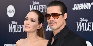 10 Tahun Bersama, Akhirnya Brad Pitt-Angelina Jolie Nikah