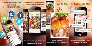 Snapdish, Instagram Khusus Makanan