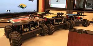 Swarmies, Robot Semut NASA Pemburu Alien