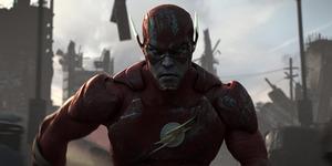 The Flash Muncul di Batman v Superman: Dawn of Justice?