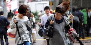 Topan Raksasa Halong Diprediksi Hantam Jepang