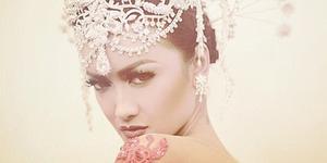 Unggah Foto Gaun Pengantin, Julia Perez-Diego Michiels Bakal Nikah?