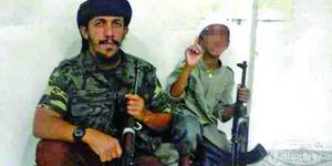 Heboh Video Seruan Jihad Panglima ISIS asal Malang