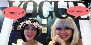 Belajar Bahasa Jawa-Korea ala Sonia Eryka