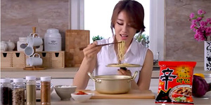 Warga Korsel: Makan Mi Instan Tidak Berbahaya