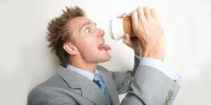 4 Gelas Kopi Cukupi Kebutuhan Kafein Tubuh Setiap Hari