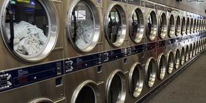 Bocah 5 Tahun Terjebak di Mesin Cuci Dengan Kecepatan Tinggi