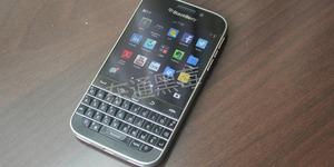 Inikah Tampilan Penerus BlackBerry 9720?