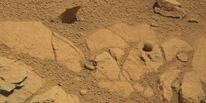 Bola Batu Aneh Ditemukan di Mars