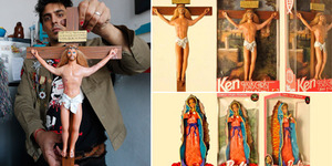 Boneka Barbie Yesus dan Bunda Maria Dikecam Vatikan