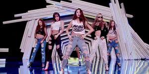 Comeback, T-ara Seksi dan Enerjik di MV Sugar Free