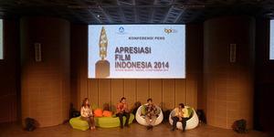 Daftar Nominasi Apresiasi Film Indonesia (AFI) 2014