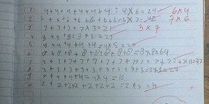 Dosen Matematika Angkat Bicara Soal PR Siswa Kelas 2 SD yang Menghebohkan