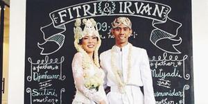Akhirnya Fitri Tropica-Irvan Hanafi Menikah