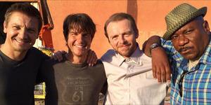Foto Para Aktor Mission Impossible 5