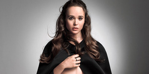 Foto Seksi Ellen Page di Majalah W