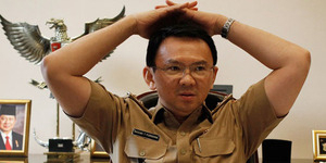 7 Tuntutan FPI untuk Ahok: Mengundurkan Diri Hingga Dukung Pilkada Lewat DPRD