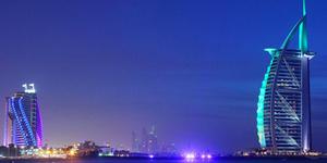 Burj Al Arab, Hotel 'Bintang 7' Termewah di Dunia