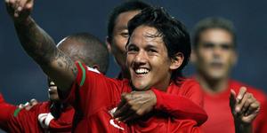 Irfan Bachdim Senang Kembali ke Timnas