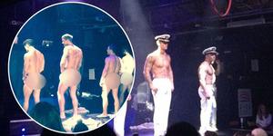 Kelompok Pria Dreamboys Menari Bugil Demi Michael Jackson