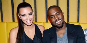 Kim Kardashian-Kanye West Yoga Bugil
