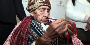 Leandra Becerra Lumbreras, Wanita Tertua Sedunia Asal Meksiko, 127 Tahun