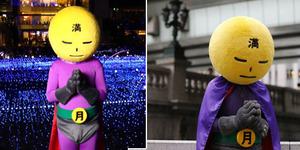 Mangetsu-Man, Superhero Cinta Kebersihan dari Jepang