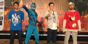 Marcelino Lefrandt Garap Film Superhero Volt ala Marvel