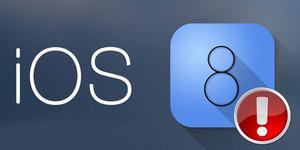 Banyak Bugs, iOS 8 Sering Crash